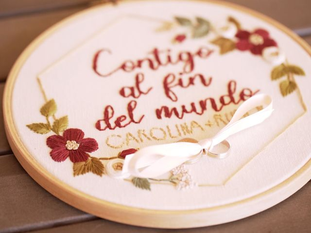 La boda de Rubén y Carolina en San Bartolome De Tirajana, Las Palmas 17