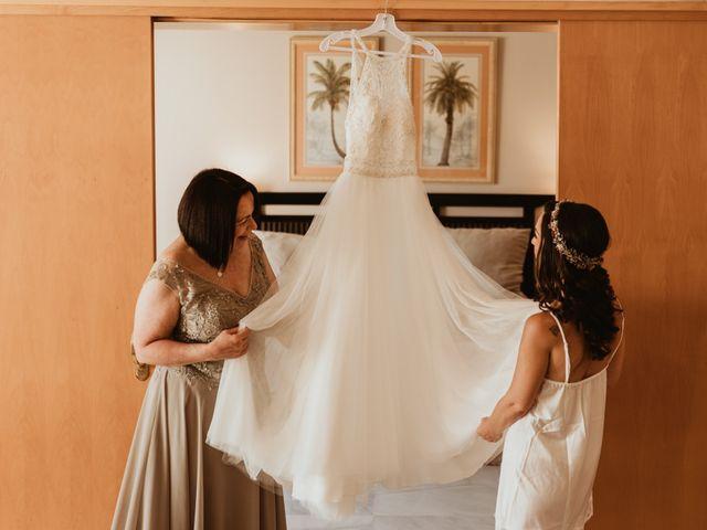 La boda de Rubén y Carolina en San Bartolome De Tirajana, Las Palmas 31