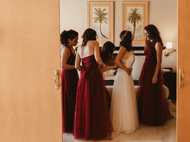 La boda de Rubén y Carolina en San Bartolome De Tirajana, Las Palmas 33