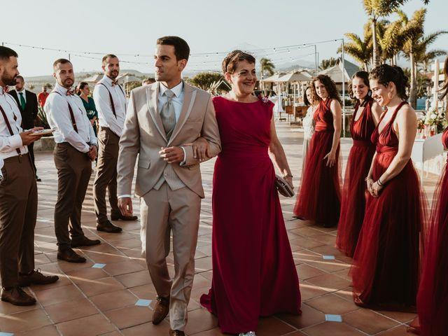 La boda de Rubén y Carolina en San Bartolome De Tirajana, Las Palmas 41