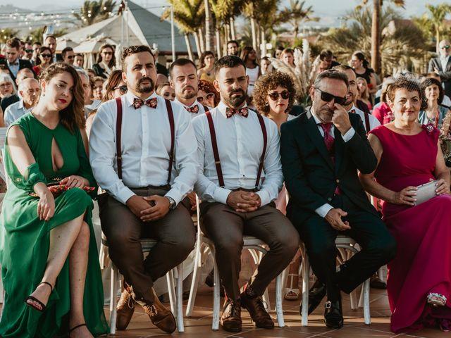 La boda de Rubén y Carolina en San Bartolome De Tirajana, Las Palmas 46