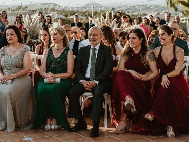 La boda de Rubén y Carolina en San Bartolome De Tirajana, Las Palmas 47