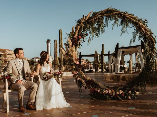 La boda de Rubén y Carolina en San Bartolome De Tirajana, Las Palmas 49