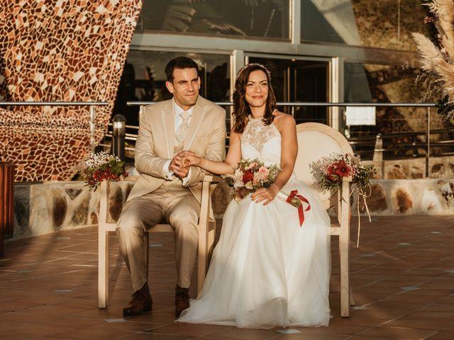 La boda de Rubén y Carolina en San Bartolome De Tirajana, Las Palmas 57