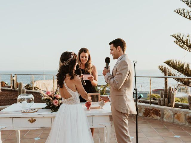 La boda de Rubén y Carolina en San Bartolome De Tirajana, Las Palmas 61