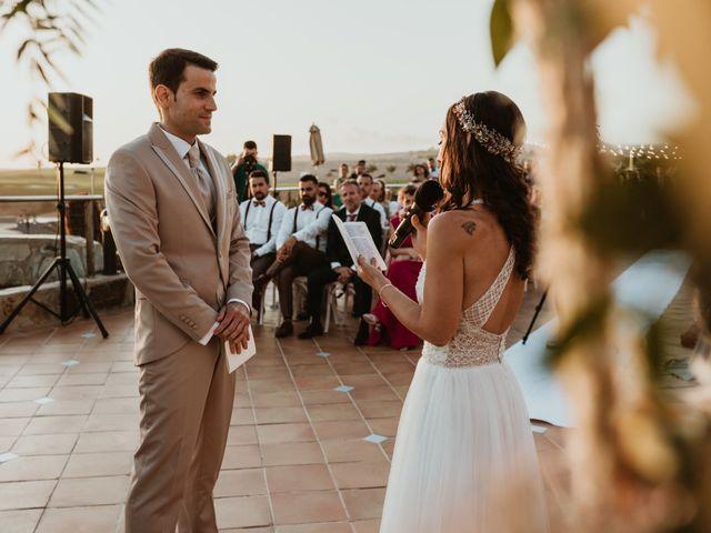 La boda de Rubén y Carolina en San Bartolome De Tirajana, Las Palmas 66