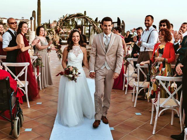 La boda de Rubén y Carolina en San Bartolome De Tirajana, Las Palmas 71
