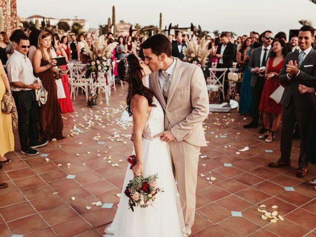 La boda de Rubén y Carolina en San Bartolome De Tirajana, Las Palmas 73