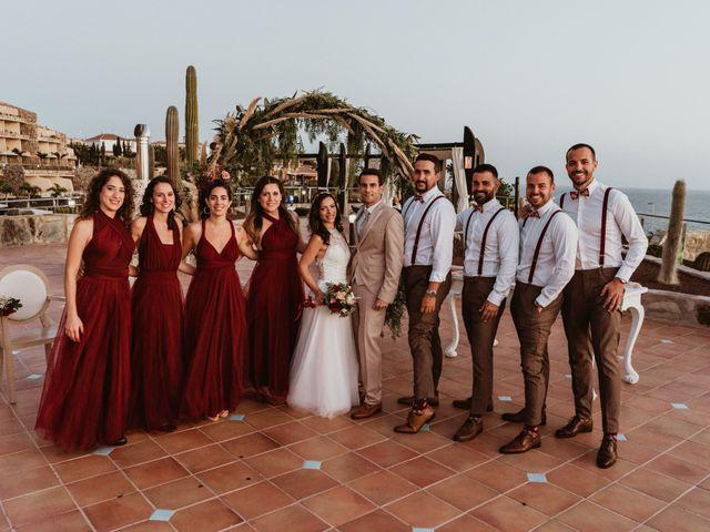 La boda de Rubén y Carolina en San Bartolome De Tirajana, Las Palmas 74