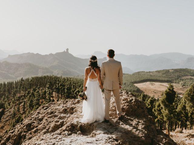 La boda de Rubén y Carolina en San Bartolome De Tirajana, Las Palmas 110