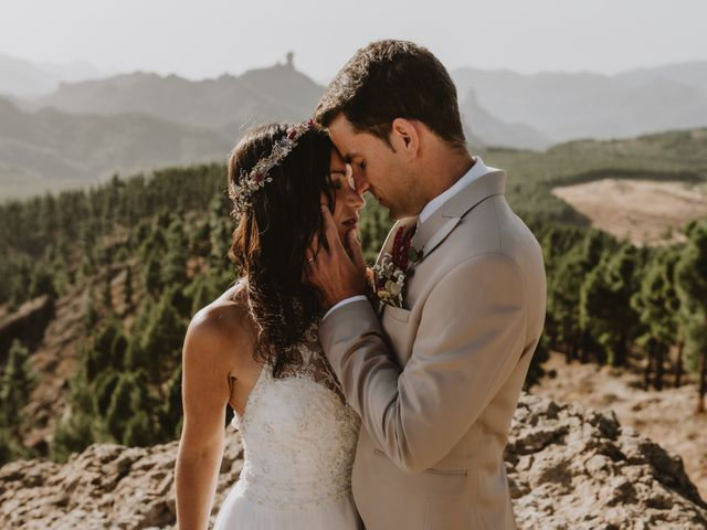 La boda de Rubén y Carolina en San Bartolome De Tirajana, Las Palmas 111