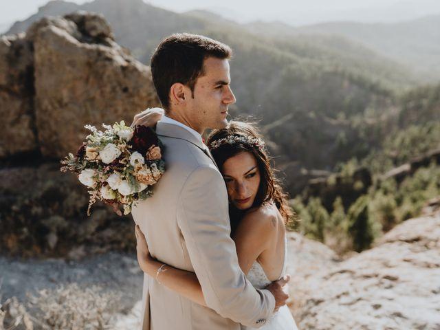 La boda de Rubén y Carolina en San Bartolome De Tirajana, Las Palmas 112