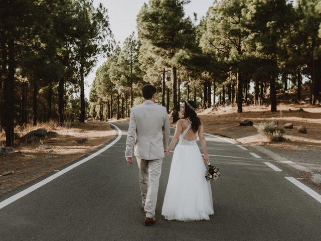 La boda de Rubén y Carolina en San Bartolome De Tirajana, Las Palmas 118