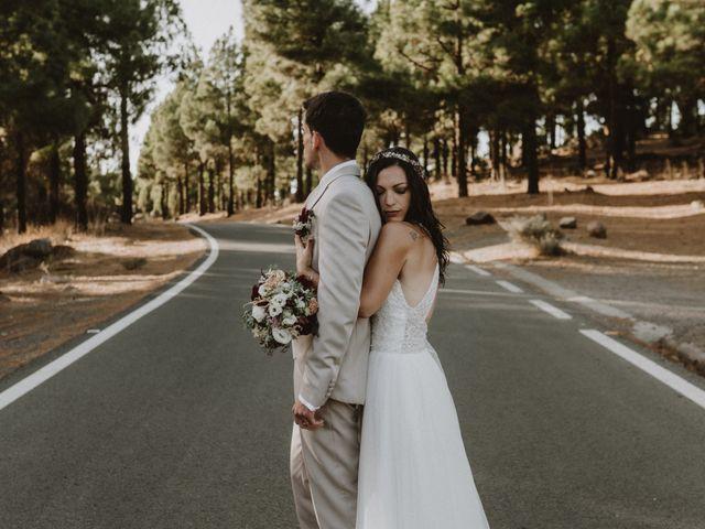 La boda de Rubén y Carolina en San Bartolome De Tirajana, Las Palmas 119