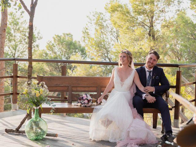 La boda de David y Marilena en Torredelcampo, Jaén 17
