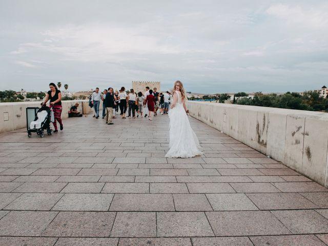 La boda de David y Marilena en Torredelcampo, Jaén 18