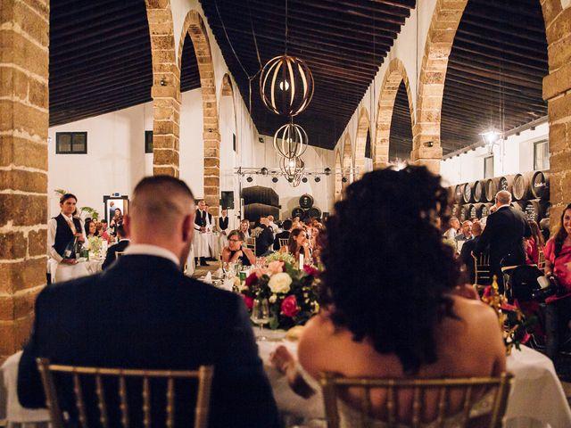 La boda de James y Brenda en El Puerto De Santa Maria, Cádiz 5