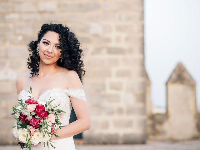 La boda de James y Brenda en El Puerto De Santa Maria, Cádiz 13