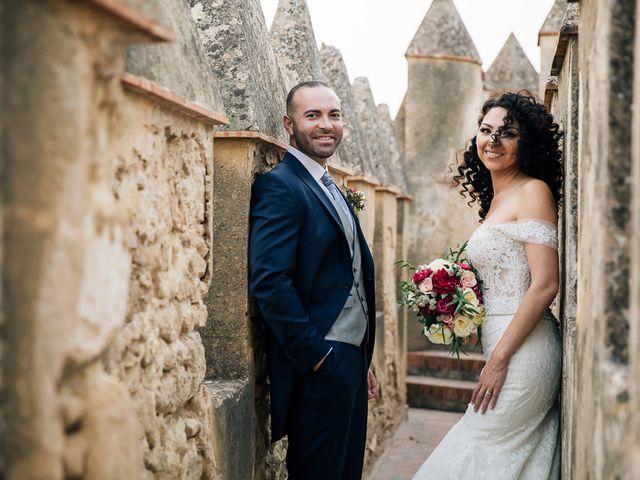 La boda de James y Brenda en El Puerto De Santa Maria, Cádiz 15
