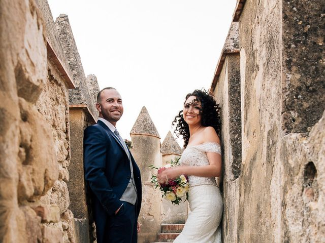 La boda de James y Brenda en El Puerto De Santa Maria, Cádiz 16
