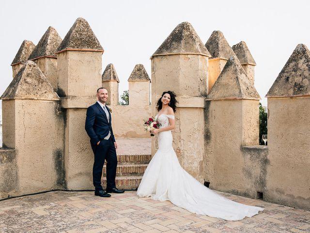 La boda de James y Brenda en El Puerto De Santa Maria, Cádiz 17