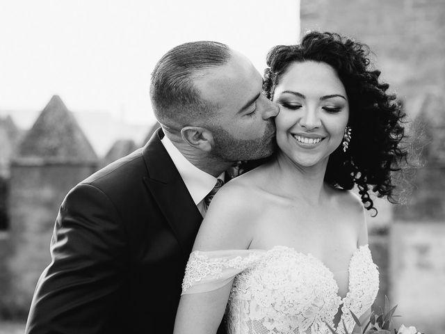 La boda de Brenda y James