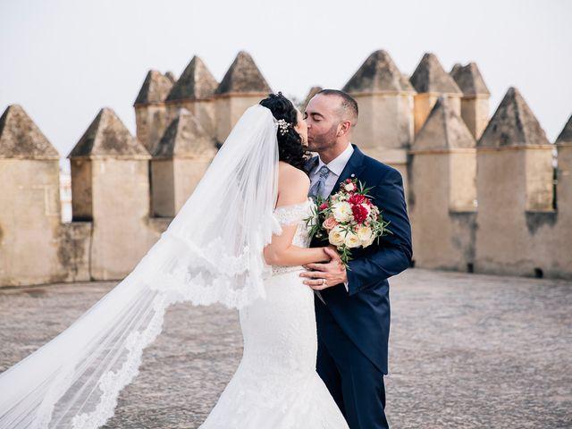 La boda de James y Brenda en El Puerto De Santa Maria, Cádiz 19