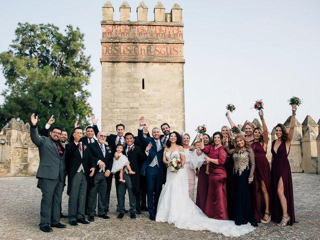 La boda de James y Brenda en El Puerto De Santa Maria, Cádiz 22