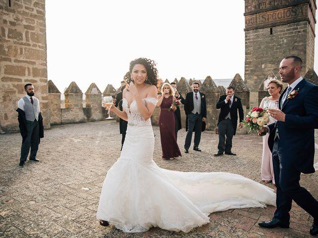 La boda de James y Brenda en El Puerto De Santa Maria, Cádiz 23