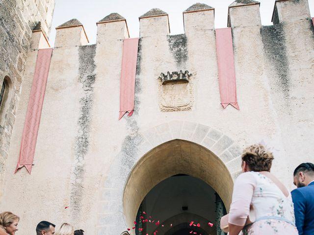 La boda de James y Brenda en El Puerto De Santa Maria, Cádiz 25