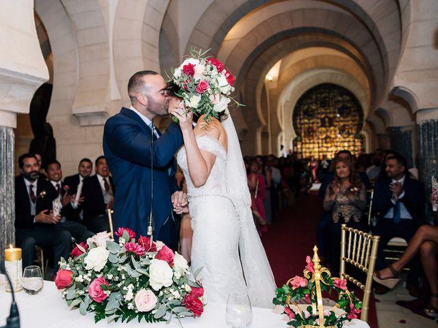 La boda de James y Brenda en El Puerto De Santa Maria, Cádiz 27