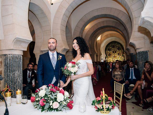 La boda de James y Brenda en El Puerto De Santa Maria, Cádiz 28