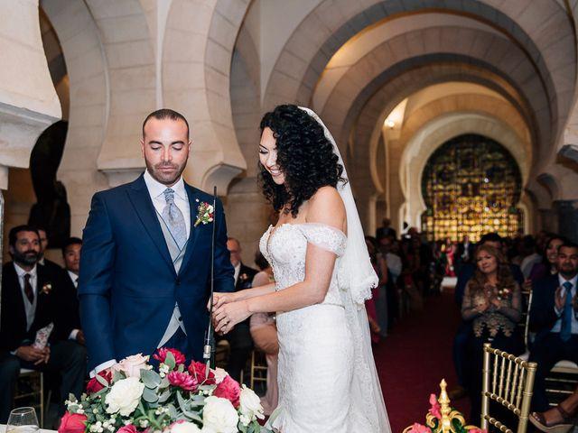La boda de James y Brenda en El Puerto De Santa Maria, Cádiz 29