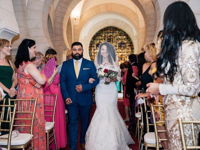 La boda de James y Brenda en El Puerto De Santa Maria, Cádiz 33
