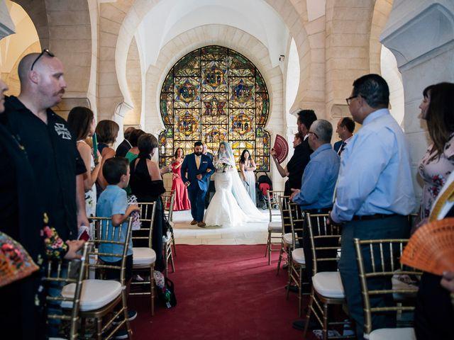 La boda de James y Brenda en El Puerto De Santa Maria, Cádiz 34