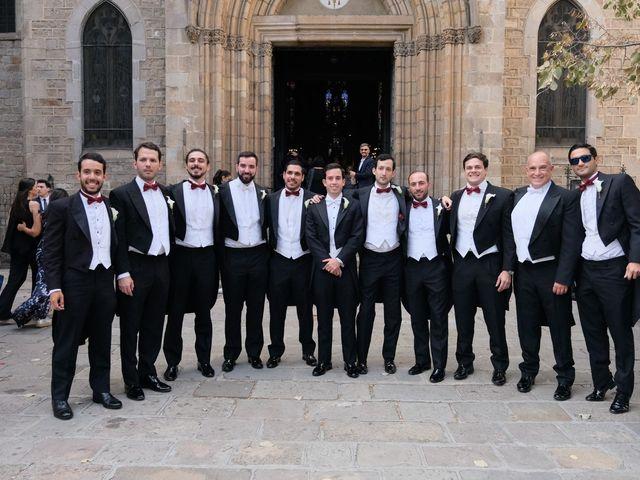 La boda de Valeria y Carlos en Argentona, Barcelona 3