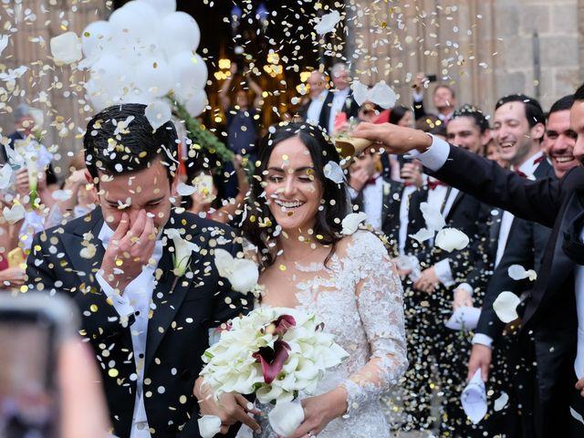 La boda de Carlos y Valeria