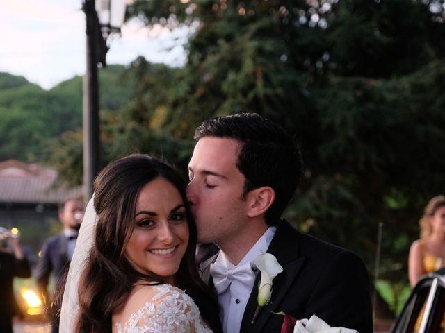 La boda de Valeria y Carlos en Argentona, Barcelona 1