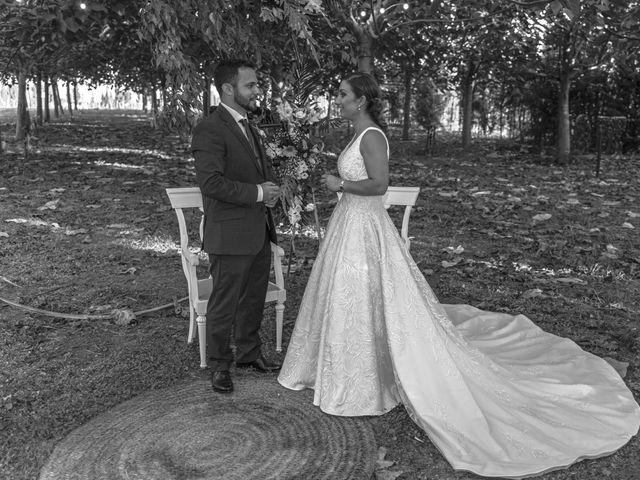 La boda de Alvaro y Irene en Ribarroja del Turia, Valencia 10