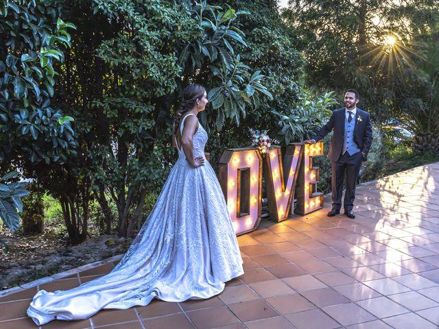 La boda de Alvaro y Irene en Ribarroja del Turia, Valencia 13