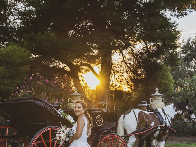 La boda de Alvaro y Irene en Ribarroja del Turia, Valencia 15