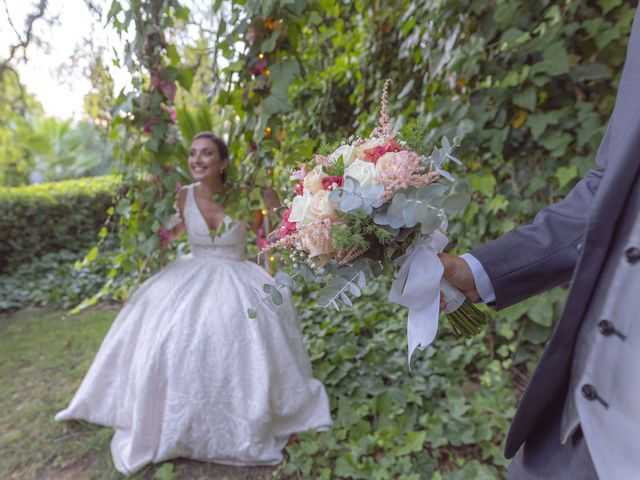 La boda de Alvaro y Irene en Ribarroja del Turia, Valencia 26