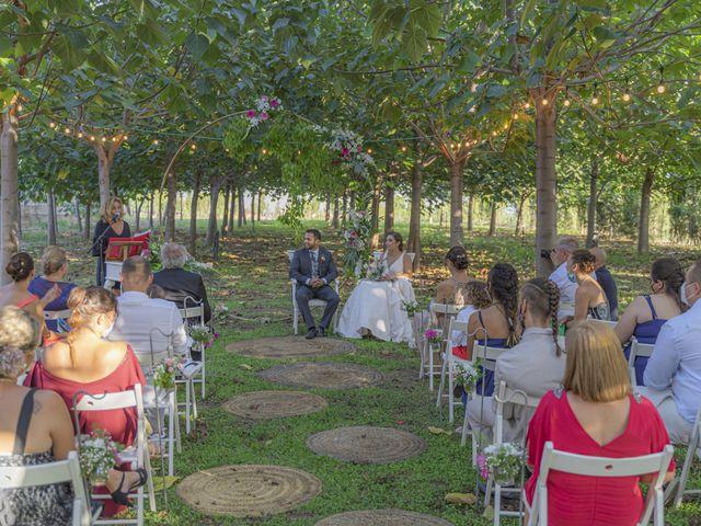 La boda de Alvaro y Irene en Ribarroja del Turia, Valencia 28