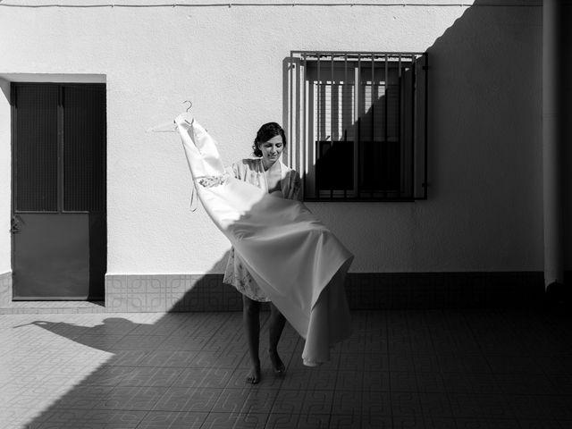 La boda de Clara y Paco en Tomelloso, Ciudad Real 5