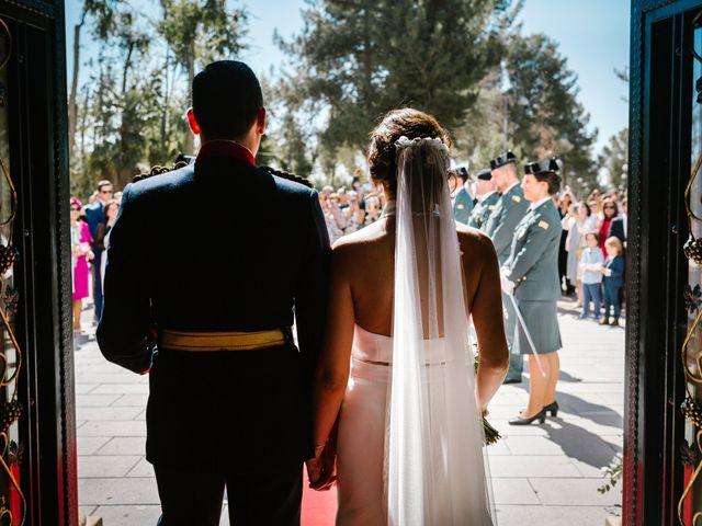 La boda de Clara y Paco en Tomelloso, Ciudad Real 11