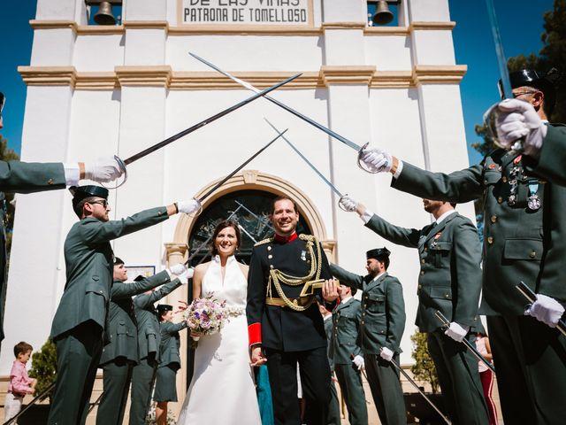 La boda de Clara y Paco en Tomelloso, Ciudad Real 12