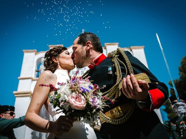 La boda de Clara y Paco en Tomelloso, Ciudad Real 13