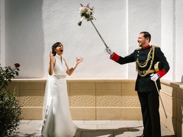 La boda de Clara y Paco en Tomelloso, Ciudad Real 15