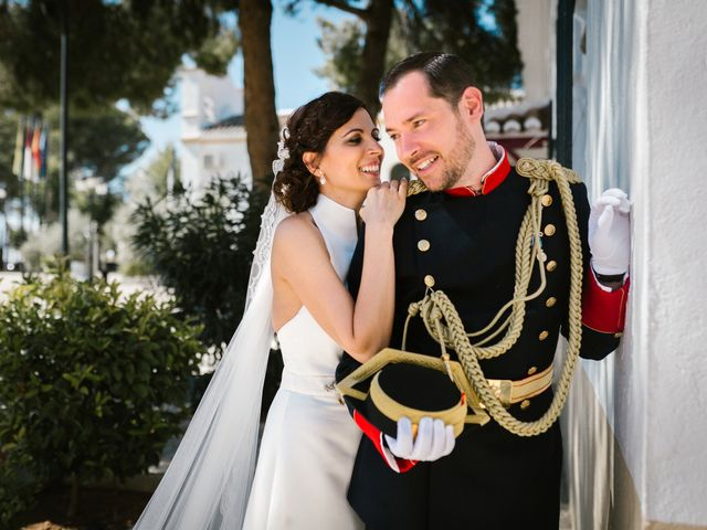 La boda de Clara y Paco en Tomelloso, Ciudad Real 16