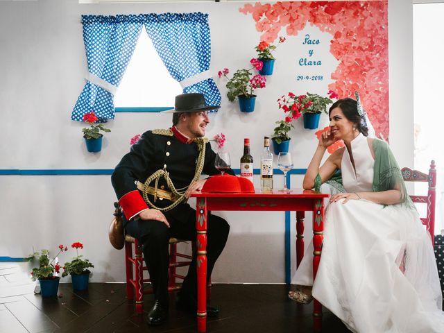 La boda de Clara y Paco en Tomelloso, Ciudad Real 18